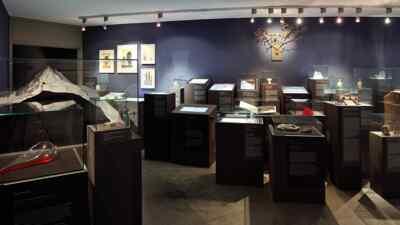 Ausstellung Biwak Alpenliebe