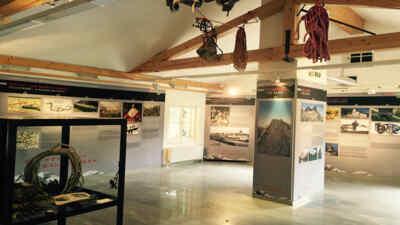 Die Höchsten Salzburger Ausstellung am Großglockner