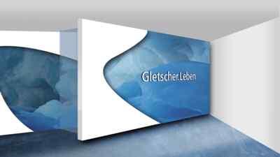Großglockner Hochalpenstraße - Gletscher.Leben Ausstellung