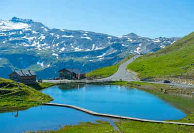 Tagesausflug in Österreich in der Erlebniswelt Fuscher Lacke