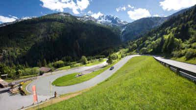Die Gerlos Alpenstraße erleben