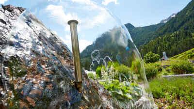 Wassersprinkler